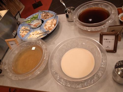 冷麺・ラーメン・そばコーナー