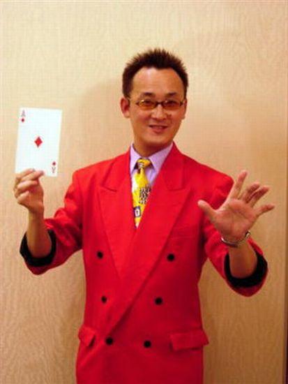 ヘンリー田中さん